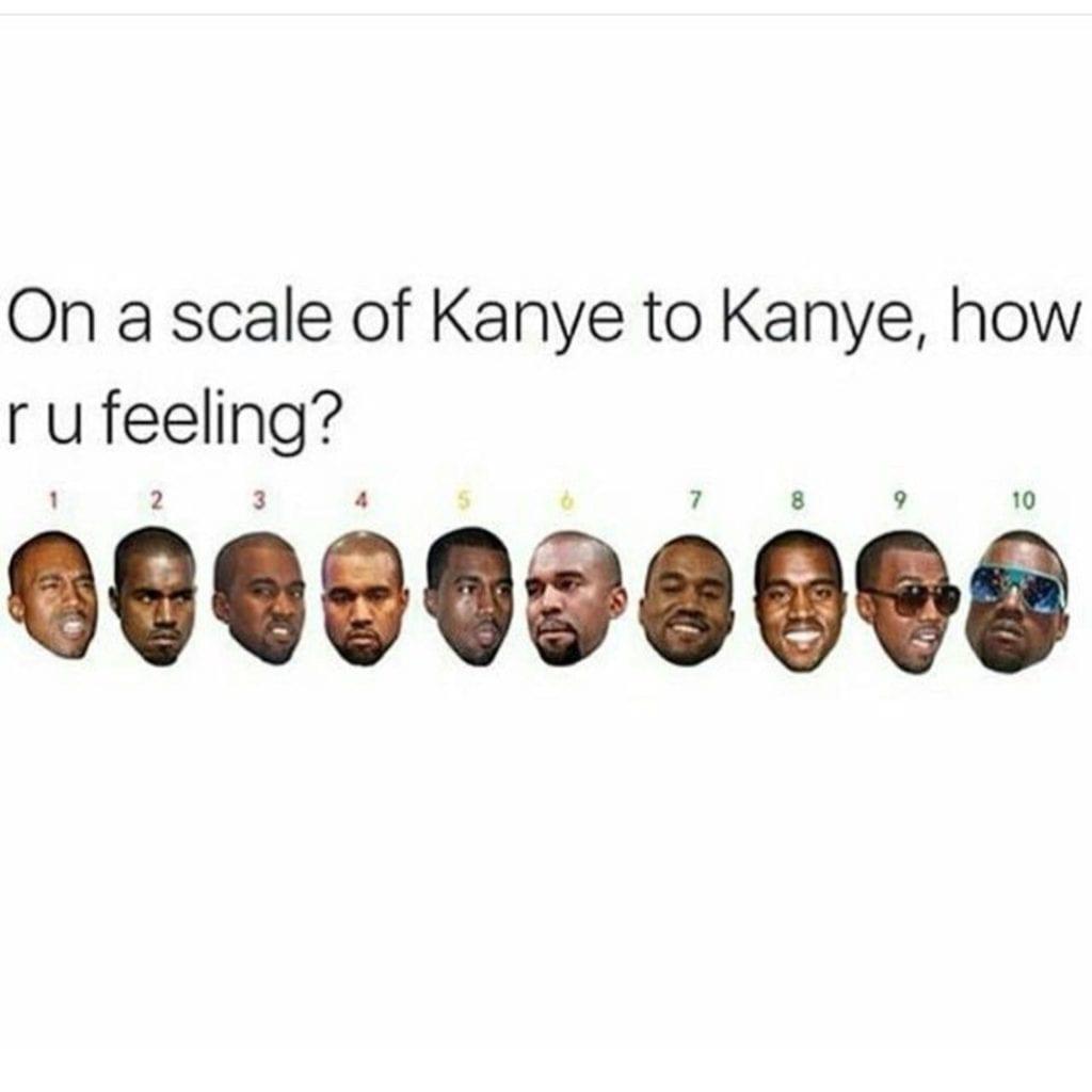 kanye funny memes