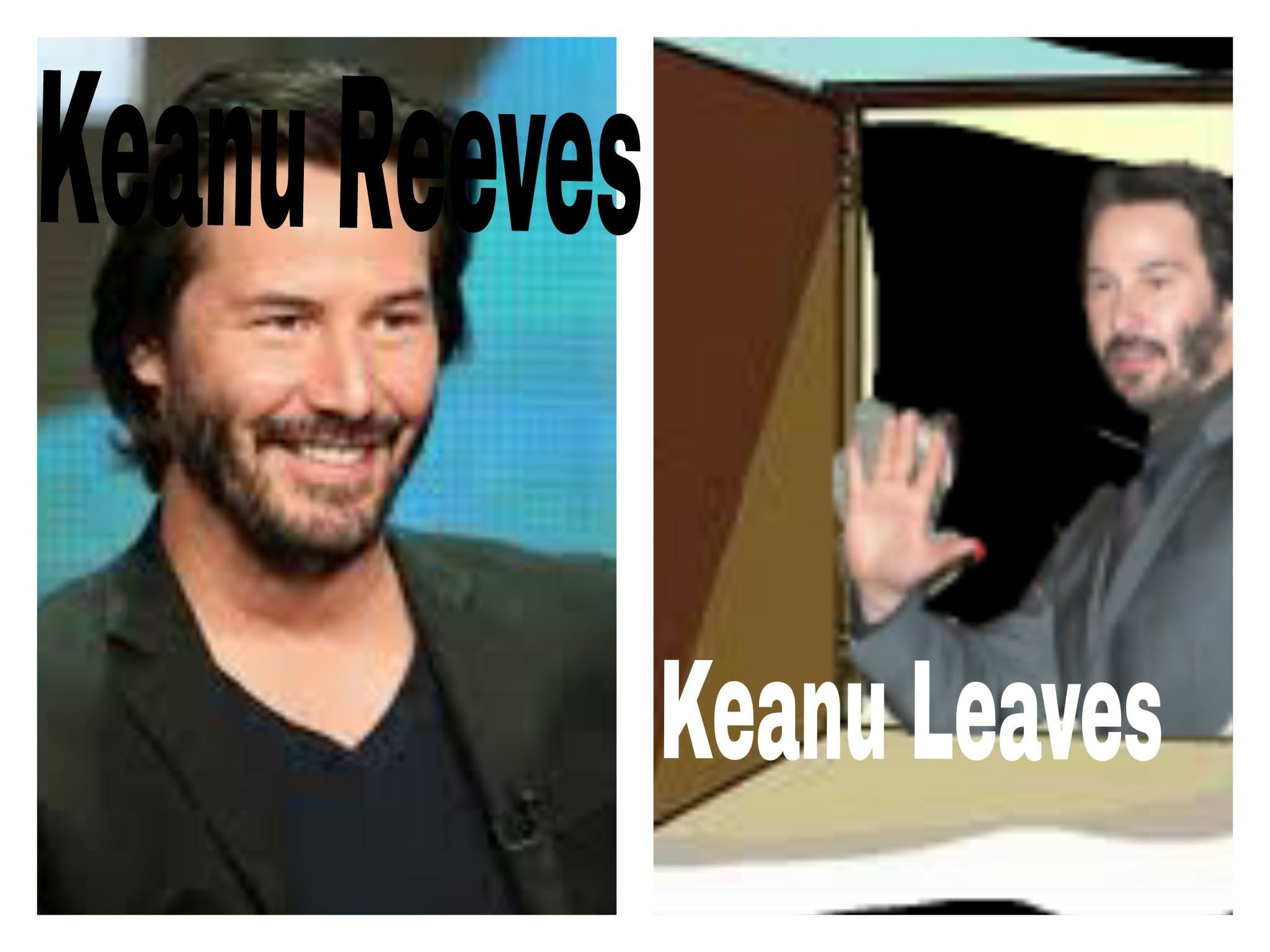 hilarious keanu reeves memes 2019