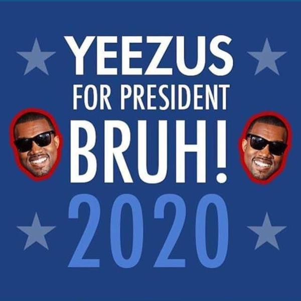 kanye 2020 meme