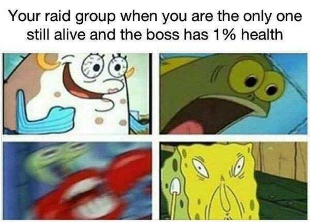 squarepants funny meme