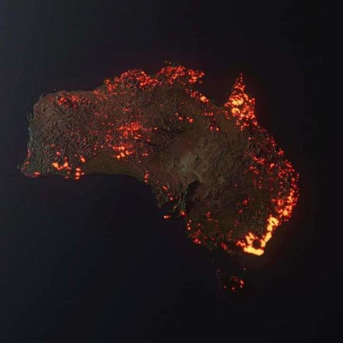 australia wildfires 2019