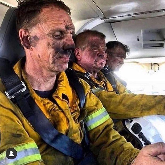 Australia wildfire 2020